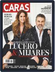 Caras México (Digital) Subscription July 1st, 2021 Issue