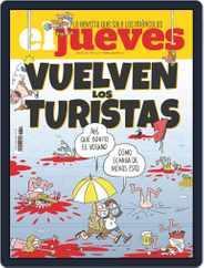 El Jueves (Digital) Subscription June 29th, 2021 Issue