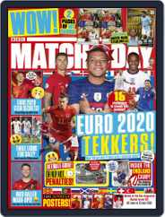 Match Of The Day (Digital) Subscription June 30th, 2021 Issue