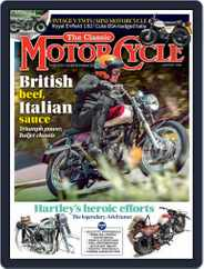 The Classic MotorCycle (Digital) Subscription August 1st, 2021 Issue