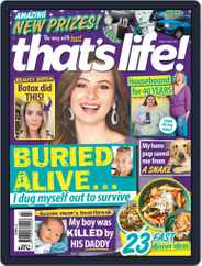 that's life! (Digital) Subscription July 8th, 2021 Issue