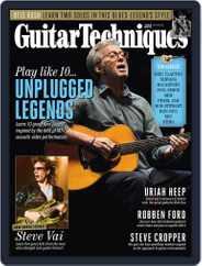 Guitar Techniques (Digital) Subscription August 1st, 2021 Issue