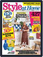 Style At Home United Kingdom (Digital) Subscription August 1st, 2021 Issue