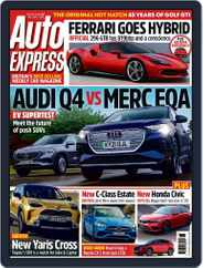 Auto Express (Digital) Subscription June 30th, 2021 Issue