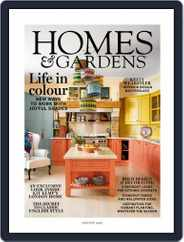 Homes & Gardens (Digital) Subscription August 1st, 2021 Issue
