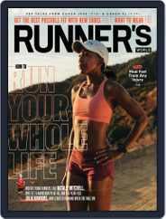 Runner's World (Digital) Subscription April 23rd, 2021 Issue