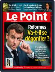 Le Point (Digital) Subscription July 1st, 2021 Issue