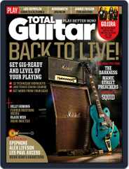 Total Guitar (Digital) Subscription August 1st, 2021 Issue