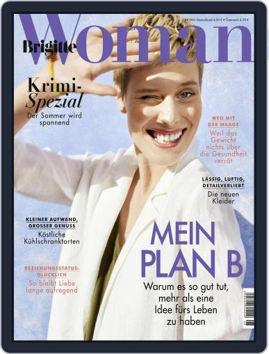 Brigitte Woman August 1st, 2021 Digital Back Issue Cover