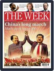 The Week United Kingdom (Digital) Subscription July 3rd, 2021 Issue