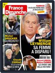 France Dimanche (Digital) Subscription July 2nd, 2021 Issue