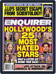 National Enquirer (Digital) Subscription July 12th, 2021 Issue