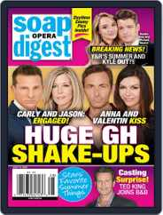 Soap Opera Digest (Digital) Subscription July 12th, 2021 Issue