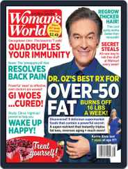 Woman's World (Digital) Subscription July 12th, 2021 Issue
