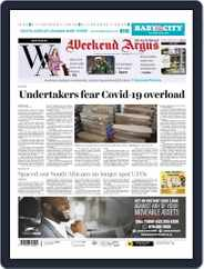 Weekend Argus Saturday (Digital) Subscription July 3rd, 2021 Issue