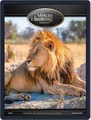 African Hunting Gazette (Digital) Subscription April 1st, 2021 Issue