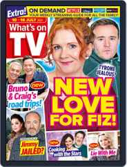 What's on TV (Digital) Subscription July 10th, 2021 Issue