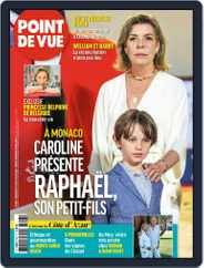 Point De Vue (Digital) Subscription July 7th, 2021 Issue