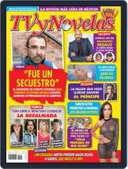 TV y Novelas México (Digital) Subscription July 5th, 2021 Issue