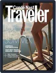 Conde Nast Traveler (Digital) Subscription July 1st, 2021 Issue