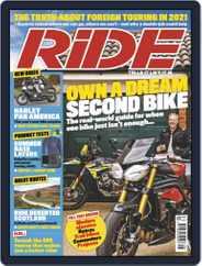 RiDE United Kingdom (Digital) Subscription July 7th, 2021 Issue