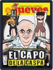 El Jueves (Digital) Subscription July 6th, 2021 Issue
