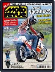 Moto Revue (Digital) Subscription August 1st, 2021 Issue