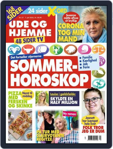Ude og Hjemme (Digital) July 7th, 2021 Issue Cover