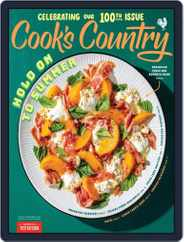 Cook's Country (Digital) Subscription August 1st, 2021 Issue