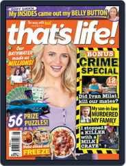 that's life! (Digital) Subscription July 15th, 2021 Issue