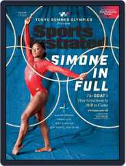 Sports Illustrated (Digital) Subscription July 15th, 2021 Issue