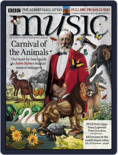 Bbc Music (Digital) August 1st, 2021 Issue Cover