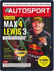Autosport (Digital) Subscription July 1st, 2021 Issue