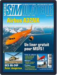 Micro Simulateur (Digital) Subscription July 1st, 2021 Issue