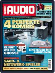 Audio Germany (Digital) Subscription August 1st, 2021 Issue
