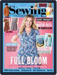 Simply Sewing (Digital) Subscription September 1st, 2021 Issue