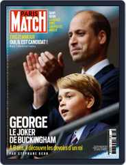 Paris Match (Digital) Subscription July 8th, 2021 Issue