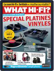 What Hifi France (Digital) Subscription July 1st, 2021 Issue