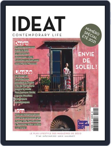 Ideat France (Digital) July 1st, 2021 Issue Cover