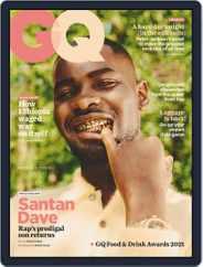 British GQ (Digital) Subscription August 1st, 2021 Issue