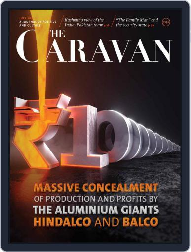 The Caravan July 1st, 2021 Digital Back Issue Cover