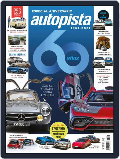 Autopista June 29th, 2021 Digital Back Issue Cover