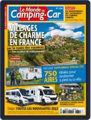 Le Monde Du Camping-car (Digital) Subscription August 1st, 2021 Issue