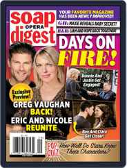 Soap Opera Digest (Digital) Subscription July 19th, 2021 Issue