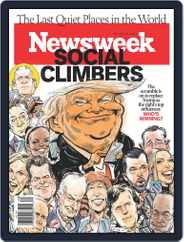Newsweek (Digital) Subscription July 16th, 2021 Issue