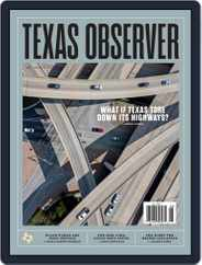 The Texas Observer (Digital) Subscription July 1st, 2021 Issue
