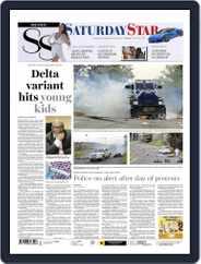 Saturday Star (Digital) Subscription July 10th, 2021 Issue