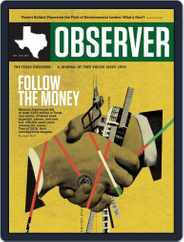 The Texas Observer (Digital) Subscription May 1st, 2021 Issue