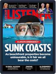 New Zealand Listener (Digital) Subscription July 17th, 2021 Issue
