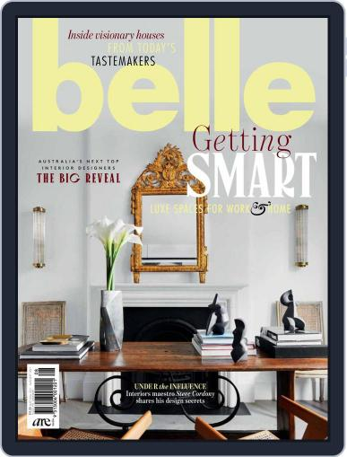 Belle (Digital) August 1st, 2021 Issue Cover
